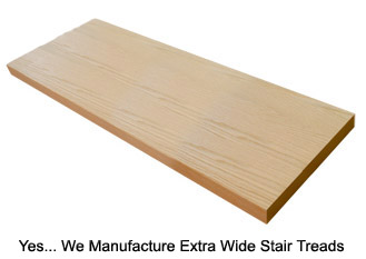 extra-wide-stair-treads (Wood Stairs Canada)
