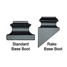metal baluster base boots (Wood Stairs Canada)