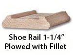 Show Rail - 388 (Wood Stairs Canada)