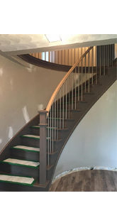 (Wood Stairs Canada)