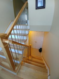 Great Installation (Wood Stairs Canada)