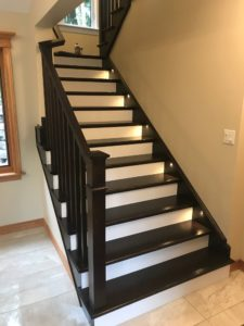 Colour Match and Install (Wood Stairs Canada)