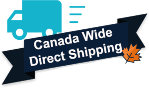 Direct Shipping (Wood Stairs Canada)